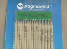 Magmaweld Stainless Steel Electrodes EI-316L (10 X 2.5x300mm & 5 X 3.25x350mm)