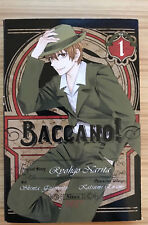 Loot Anime Exclusive Baccano! Vol.1 Manga Book Yen Press