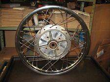 1975 RD250 REAR WHEEL 1.85 X 18 RIM YAMAHA RD 250 350 DS7 R5 278-25311-00-00