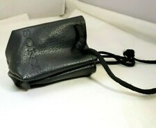 """Sony Soft Lens Pouch case 2.5X2.5"""" protective drawstring small 16mm 19mm And"""