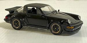 Franklin Mint Precision Models 1988 Porsche 911 Carrera Targa 1:24 Diecast Car