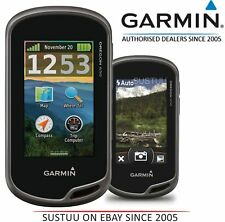 Garmin Oregon 650 │ Outdoor Handheld GPS │ Marche Randonnée │ Caméra │ du fond