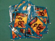 LOT de 20 pochettes packets = 100 stickers - Disney Pixar COCO  - PANINI