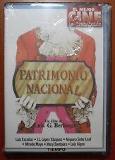 Patrimonio Nacional [DVD] TIEMPO Luis G. Berlanga, José Luis López Vázquez NUEVO