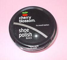 Cherry Blossom Black Leathers Shoe Polish Paste 50ml