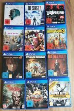 PS4 Spiele Sammlung - nur TOP Spiele für Erwachsene!