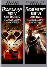Friday the 13th Part VFriday the 13th Part 6 DVD region 1