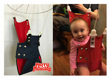 Relieves Colic! Start at 8 weeks! Made in CANADA! ERGONOMIC Merry Muscles Jumper