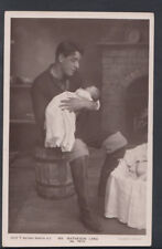 """Theatrical Postcard - Actor Mr Matheson Lang as """"Pete""""     RS7650"""
