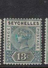 Seychelles SG 13 MOG (6dwg)