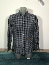 luxueuse chemise écossaise DSQUARED2 taille 48 (M-L) EXCELLENT ÉTAT