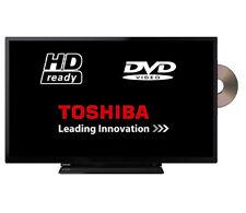 "Toshiba 32D2863DB 32"" D-LED TV DVD Combi HD Ready With Internal WLAN & Bluetooth"