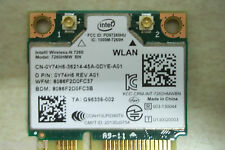 Dell Inspiron 7537 Intel Wireless-N 7260 Half-Height Mini-PCI Express Card Y74H6