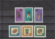 TIMBRE STAMP 6 VIET NAM  Y&T#451-56 INSECTE FAUNE  NEUF**/MNH-MINT 1965 ~R18
