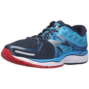 New Balance Men's M1260v6 Running Shoe (Blue/Dark Grey, Size 13 US) M1260BR6