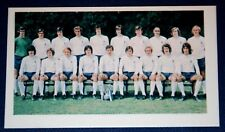 Tottenham Hotspur Superb    Original Vintage Colour 1971 Team Photo Card