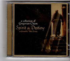 (HK282) Holy Trinity, Spirit & Destiny - 2002 Sealed CD