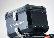 Suzuki Aluminum Top Box Black for DL650 DL650XT V-Strom 2012-2016 £324.31!!