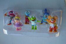 Disney Junior Muppet Babies Playroom Figure Set Of 6 Figures NEW VHTF SUPER CUTE