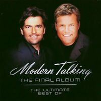 MODERN TALKING 'THE FINAL ALBUM (BEST OF)' CD NEW+