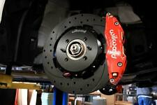 Wilwood Big Brake Kit (Pads/Rotors/Calipers) FRONT - '12+ Fiat 500, Abarth/500T