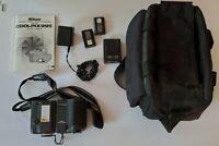 Nikon COOLPIX 995 E995 3.2MP Digital Camera Battery Charger Manual PLEASE READ
