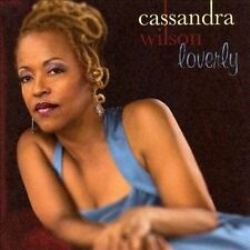 Loverly - CASSANDRA WILSON; 2008 American Songbook pop jazz CD with Jason Moran