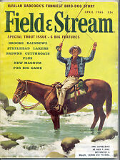 4/1965 Field and Stream Magazine