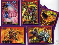 Deathwatch 2000 trading card set
