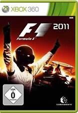 Microsoft XBOX 360 Spiel ***** F1 2011 * Formel 1 11 * Formula ONE 1 ****NEU*NEW