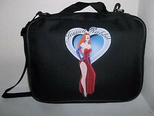 TRADING PIN BOOK FOR DISNEY PINS JESSICA RABBIT IN HEART LARGE DISPLAY CASE bag