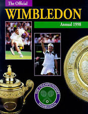THE CHAMPIONSHIPS WIMBLEDON OFFICIAL ANNUAL 1998., Parsons, John., Used; Very Go