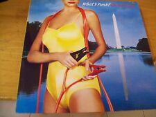 GRAND FUNK WHAT'S FUNK ?  LP GERMANY  CUT COVER