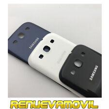Tapa Trasera Original De Bateria Para Samsung Galaxy S3 i9300 Negra Blanca Azul