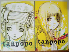 Tanpopo Volume 1 & 2 Poetry Versions by Camilla d'errico Paperback