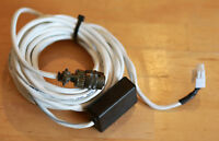 Kenwood TS 480 /TS 2000  to Codan 9350/3040 tuner interface cable