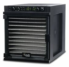 Sedona Express Food Dehydrator with 11 Stainless Steel Trays