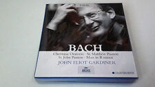 "JOHN ELIOT GARDINER ""BACH SACRED VOCAL WORKS"" CDBOX 9CD SET COMO NUEVO"