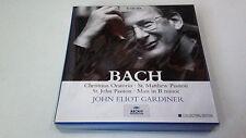 """JOHN ELIOT GARDINER """"BACH SACRED VOCAL WORKS"""" CDBOX 9CD SET COMO NUEVO"""