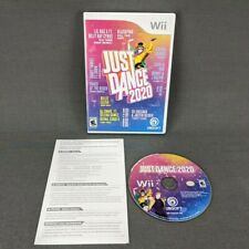 Just Dance 2020 Wii 2019 Complete