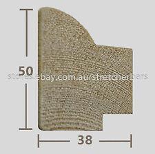 50mm Stretcher Bar Profile - 3.0m lengths - 8 pieces (24 metres)