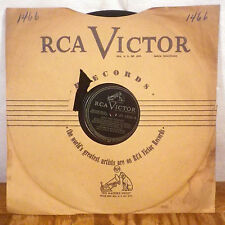 Freddy Martin with Jack Fina Bumble Boogie / Now and Forever 78 RCA Victor E+!!