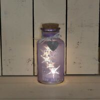 Special Person Light Up Jar Messages Of Love Gift Range Birthday Christmas Gifts