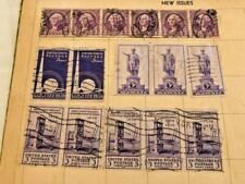 Lot of Old International Stamps Many Countries