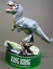 Kaiyodo Japan King Kong Movie T-rex V-rex Dinosaur mini pvc figurine figure