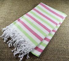 Turkish Hammam  Peshtemal  Africa striped 100x175cm 100% Cotton