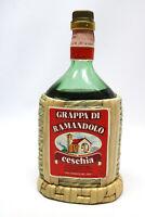 Vintage Grappa di Ramandolo Ceschia  60er Jahre