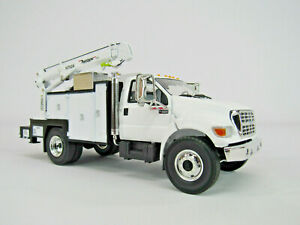 1:34 First Gear Ford F650 Service Truck Mechanic Body F-650