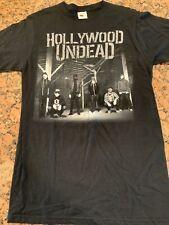 Hollywood Undead Shirt M Medium Vintage Rap Rock Nu Metal Post Hardcore Tee