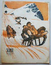 Scout Revue n° 237 Février 1949 Ill P JOUBERT